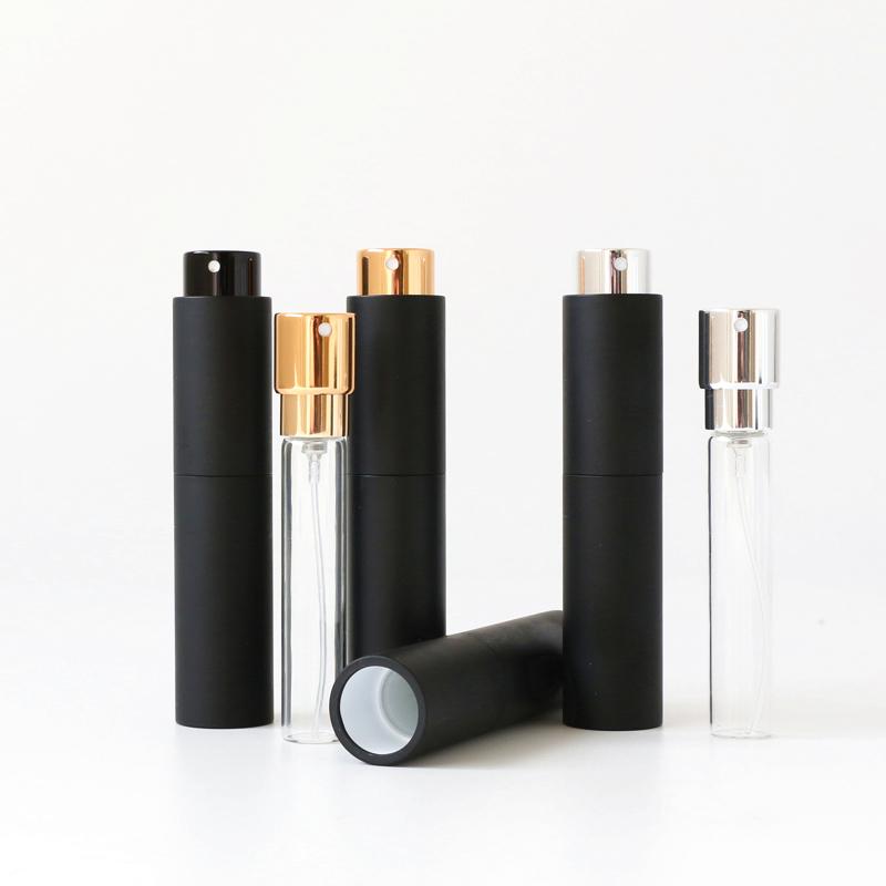 OEM logo cheap price 10ml travel perfume atomizer pocket sanitizer spray bottles refillable Featured Image