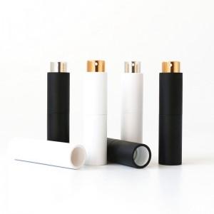 OEM logo cheap price 10ml travel perfume atomizer pocket sanitizer spray bottles refillable