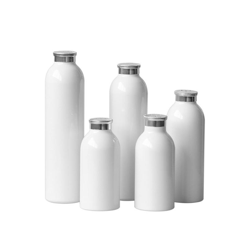 BPA free aluminum baby talcum powder bottle container Featured Image