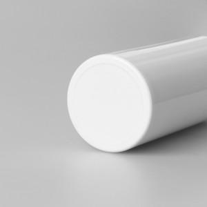 BPA free aluminum baby talcum powder bottle container