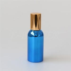 30ml aluminum essential oil dropper bottle