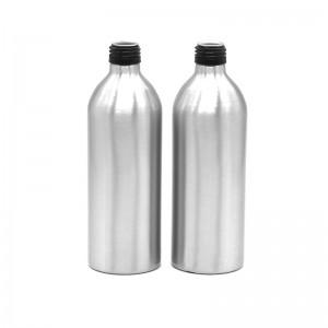 500ml luxury aluminum juice bottle
