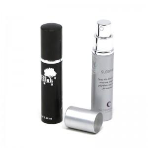 10ml / 12ml / 14 ml / 15ml fashionable aluminum delay spray bottle