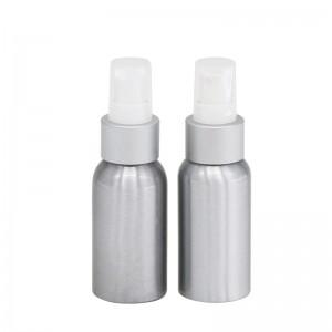 50ml aluminum cosmetic spray bottles