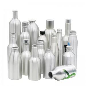 330ml crown cap aluminum beer bottle