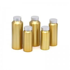ظرف آلومینیوم 230ml برای بسته بندی قرص