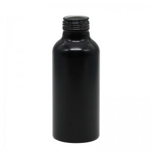 14 oz screw top aluminum bottle for beverage