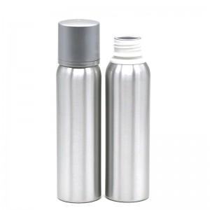 9 oz food grade vodka aluminum bottle
