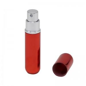 3ml / 6ml / 8ml / 10ml aluminum perfume glass bottle
